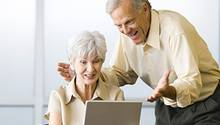 Auch Senioren wollen am digitalen Lifestyle teilhaben