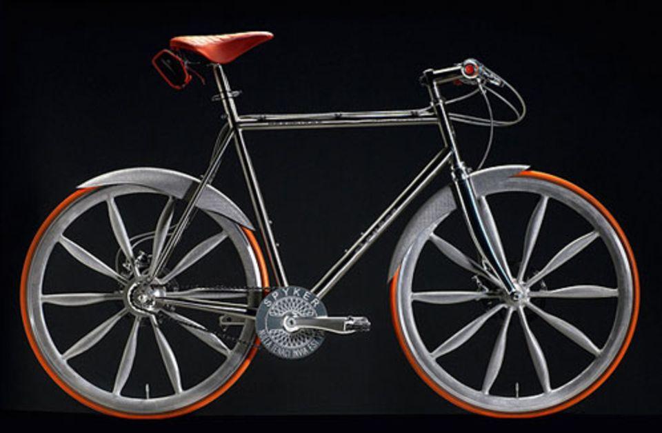 Fahrrad-Unikate: Die teuersten Räder der Welt