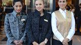 Kaum ein anderes Großstadthotel hat so viel Personal für so wenige Zimmer eingestellt. Die 250 Mitarbeiter des Shangri-La kommen aus 50 Nationen. Die Uniformen wurden eigens nur für das Londoner Haus entworfen.