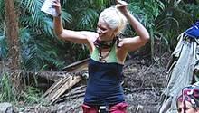 Neurotische Zicke: Sogar für den erfolgreichen Stuhlgang ließ sich Sarah Knappik feiern