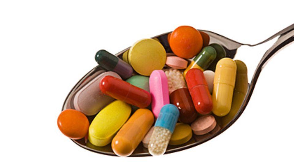 Vitaminpräparate ersetzen echtes Obst und Gemüse keineswegs