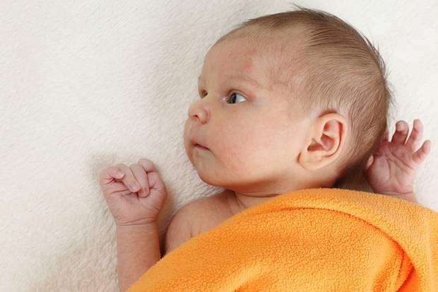 Auch dieses Baby wird seine Eltern in den Wahnsinn treiben - und ihnen das größte Glück bescheren