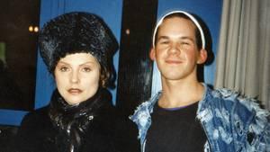Debbie Harry und Felix Bringmann