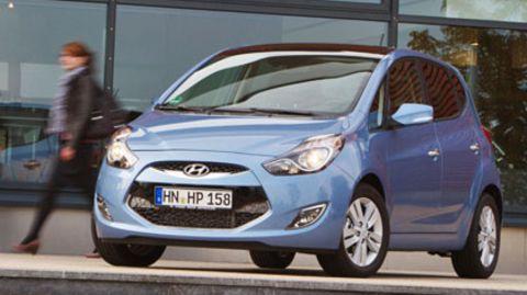 Hyundai ix20 blue 1.4: Der Bruder ist ein Vampir