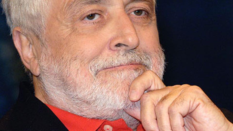 Wird von Teilen der Medien heftig attackiert: Islamkritiker Henryk M. Broder