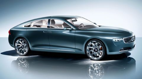 "Volvo-Studie ""Concept You"": Touchy Infotainment-Technik"