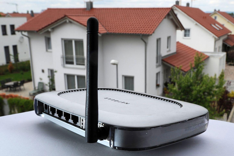 Viele Wlan-Router sind unsicher