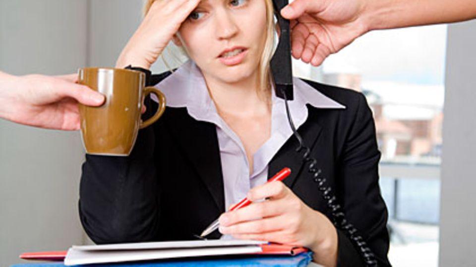 Vor allem Frauen leiden der AOK-Studie zufolge unter Depression