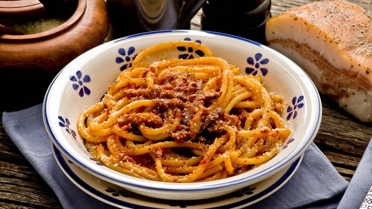 Von carbonara bis carciofi: Zehn typische Gerichte aus der römischen Küche