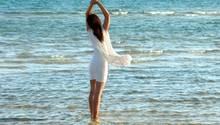 Bewegung ist ein gutes Mittel gegen Rückenschmerzen.