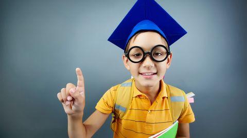 In Jungs vermuten viele Eltern offenbar öfter Genies als in Mädchen