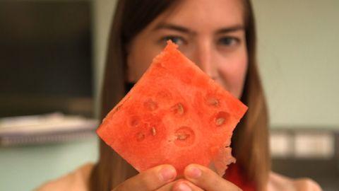 Ist sie schon reif?: Diese vier Tipps helfen Ihnen dabei, die perfekte Wassermelone auszusuchen