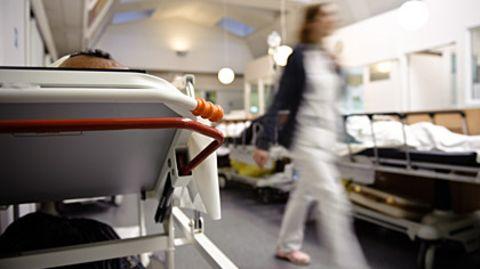 Krankenpfleger leiden häufiger unter psychischen Erkrankungen, zeigt eine neue Studie