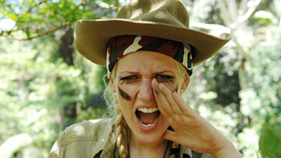 Sarah Knappik im Dschungelcamp 2011: Alle Infos zu 'Ich bin ein Star - Holt mich hier raus!' im Special bei RTL.de