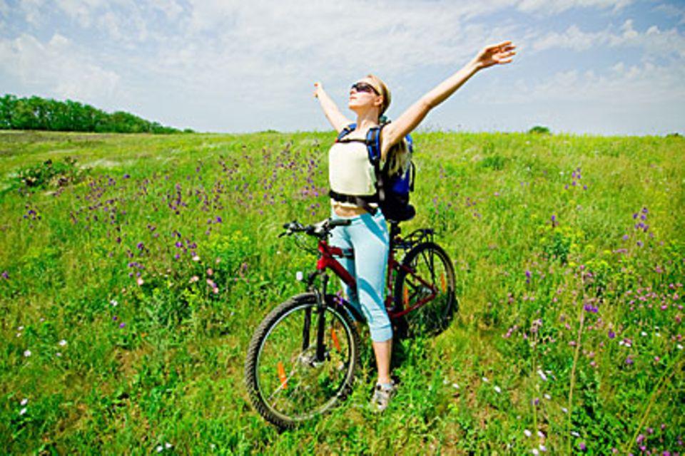 Wer regelmäßig Sport macht, wird irgendwann süchtig nach dem Glücksgefühl