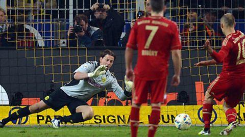 Pokalfinale Dortmund gegen Bayern: Schwarze Bestie statt schwarze Serie