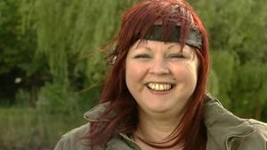Camping statt Missmut: Sabine Niese, die 2009 an der unheilbaren Nervenkrankheit ALS erkrankte, will die Zeit mit ihrer Familie genießen.
