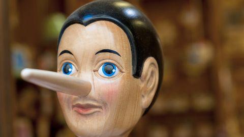 stern-Kolumne Dobelli: Wieviel Wahrheit steckt in einer durchschnittlichen Lüge?
