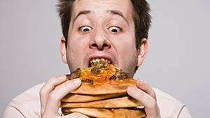 Wer sich für kurze Zeit mit Fast Food ernährt, zehrt davon noch länger als ihm lieb ist