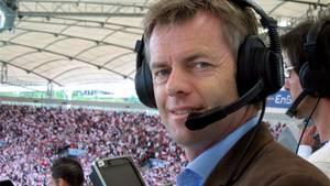 Tom Bartels durfte das WM-Finale zwischen Deutschland und Argentinien kommentieren
