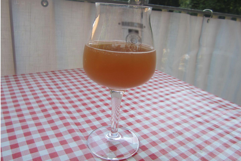 Mein erstes eigenes Bier: ein Pale Ale