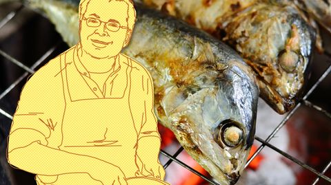Bert Gamerschlag ist stern-Redakteur und der Fachmann für die Themen rund ums Essen und Trinken.