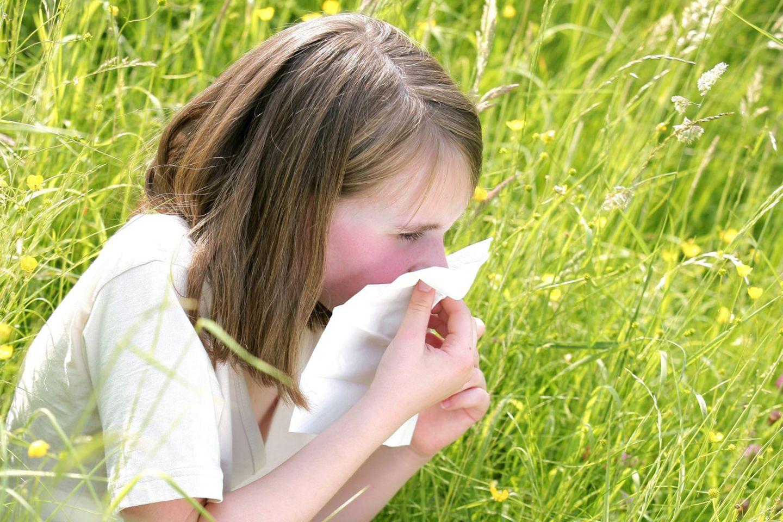 Steigen die Temperaturen, fliegen auch die Pollen wieder vermehrt durch die Luft. Für Heuschnupfenpatienten beginnt dann die Leidenszeit