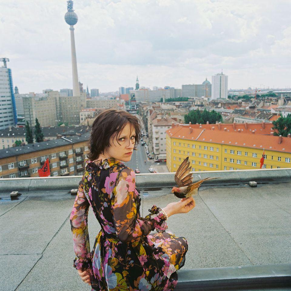 Ute und Werner Mahler: Das nackte Leben im wilden Osten
