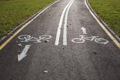 Das Radfahren lässt sich prima in den Alltag integrieren und hilft oft beim Abschalten