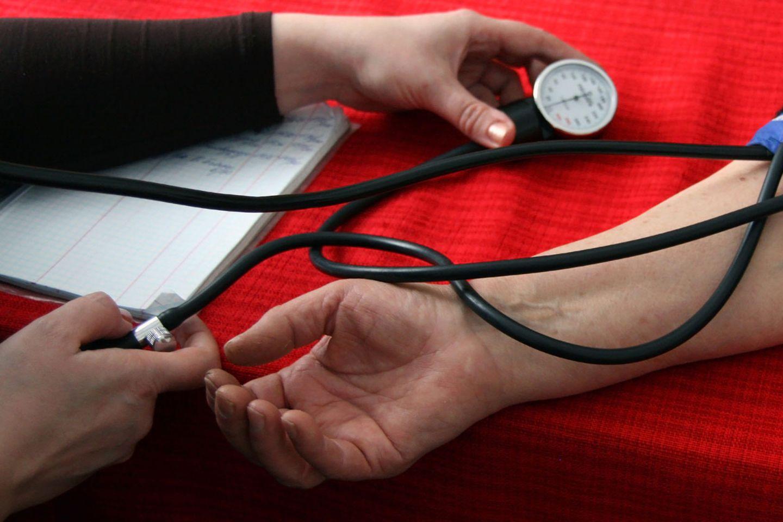 Ein erhöhter Blutdruck vergrößert das Risiko für schwarzen Hautkrebs