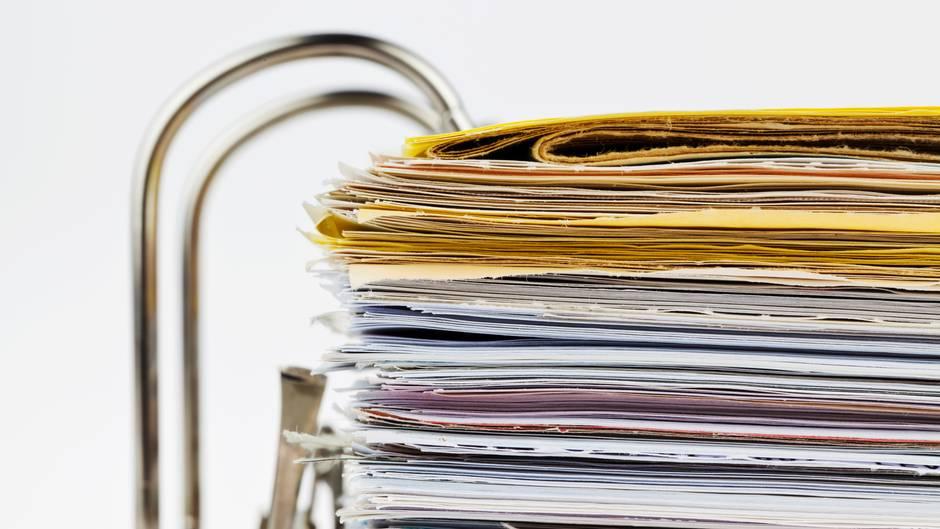 Wegweiser durch die Formulare: Alle Papiere für Ihre