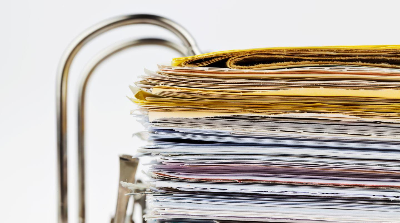 Wegweiser durch die Formulare: Alle Papiere für Ihre Steuererklärung