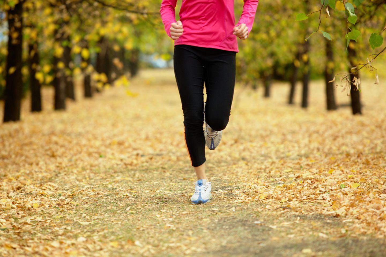 Tipps für die kühle Jahreszeit: Joggen bei Wind und Wetter