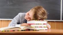 Auf Büchern die Zeit verschlafen? Deutschland braucht dringend mehr Informatikunterricht.