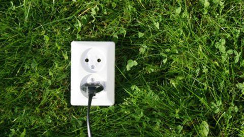 Der Kauf von Ökostrom sollte dazu führen, dass erneuerbare Energien aufgebaut werden