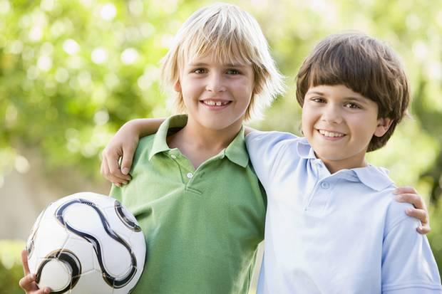 So könnten sie aussehen: Unsere Protagonisten Maximilian und Leon.