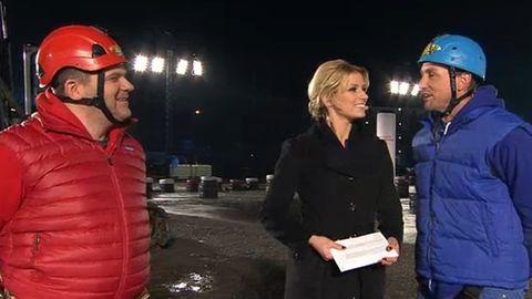 """Kandidat Björn tritt gegen ProSieben-Dauerpraktikant Elton in der Show """"Elton Zockt"""" an - und sammelt Minuspunkte beim Publikum."""