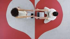 Liebe per Klick: Inzwischen gibt es mehr als 2000 deutsche Online-Singlebörsen