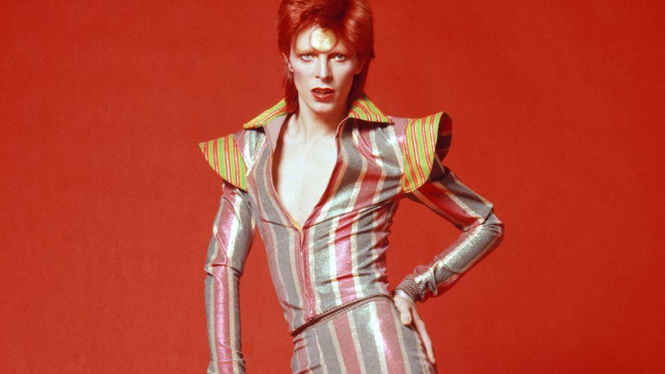 Lebenslauf David Bowie: Die Wandlungen des Pop-Chamäleons