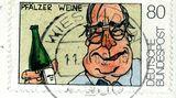 Grafikdesign mal anders: Von Kohl bis Reagan - die gefakten Briefmarken