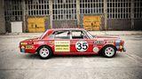 1971 traute dem Underdog AMG niemand eine Podiumsplatzierung bei einem der renomiertesten Langstreckenrennen zu.
