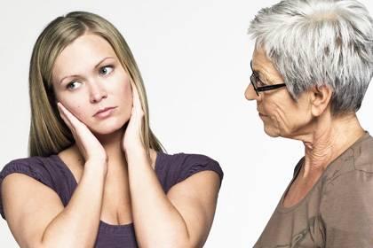 Wenn eine Ehe geschieden wird, bereuen manche Schwiegereltern ihre Schenkungen