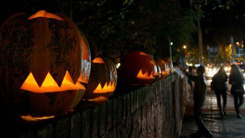 In den USA ist es schon lange Brauch, seit einigen Jahren wird Halloween auch in Deutschland gefeiert
