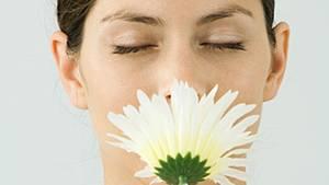 Auch den Duft von Blumen nehmen Menschen, die an Anosmie erkrankt sind, nicht mehr wahr
