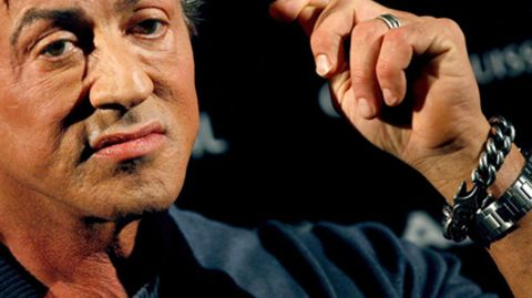 Sylvester Stallones Sohn ist am Freitag gestorben