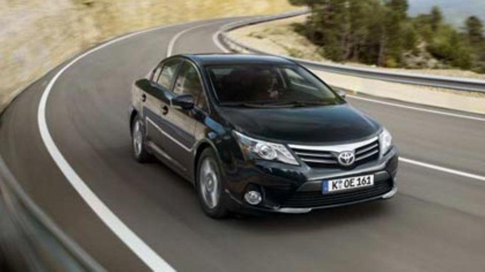 Toyota Avensis: Mehr fürs gleiche Geld