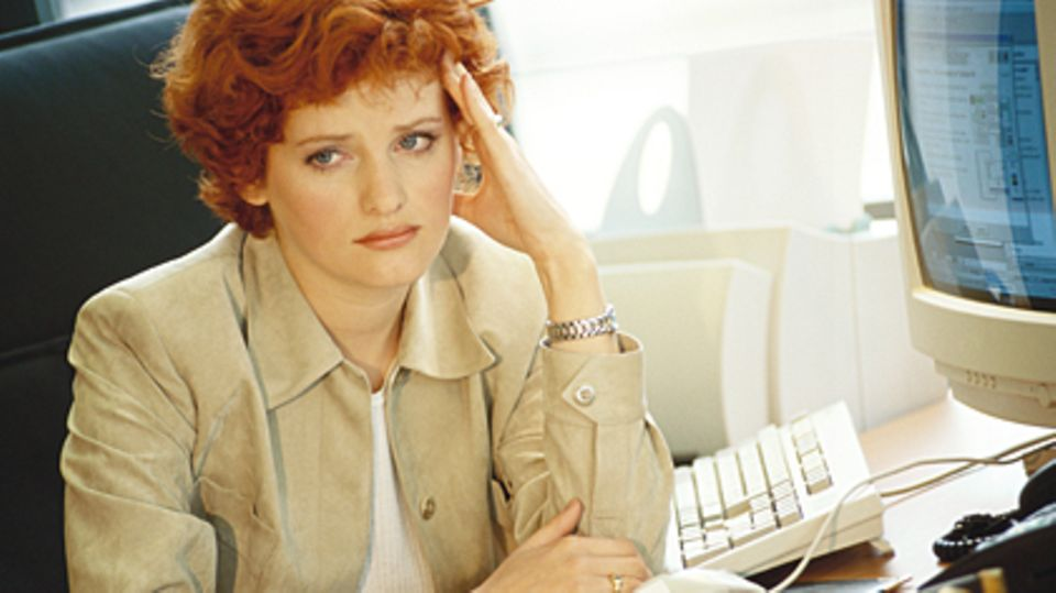 Steigerung um das 18-fache: Die Zahl der Burnoutfälle hat sich in Deutschland dramatisch erhöht, besonders Frauen sind davon betroffen