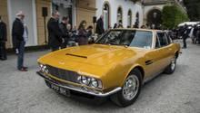 """Der Aston Martin DBS aus der TV-Serie """"Die Zwei"""""""