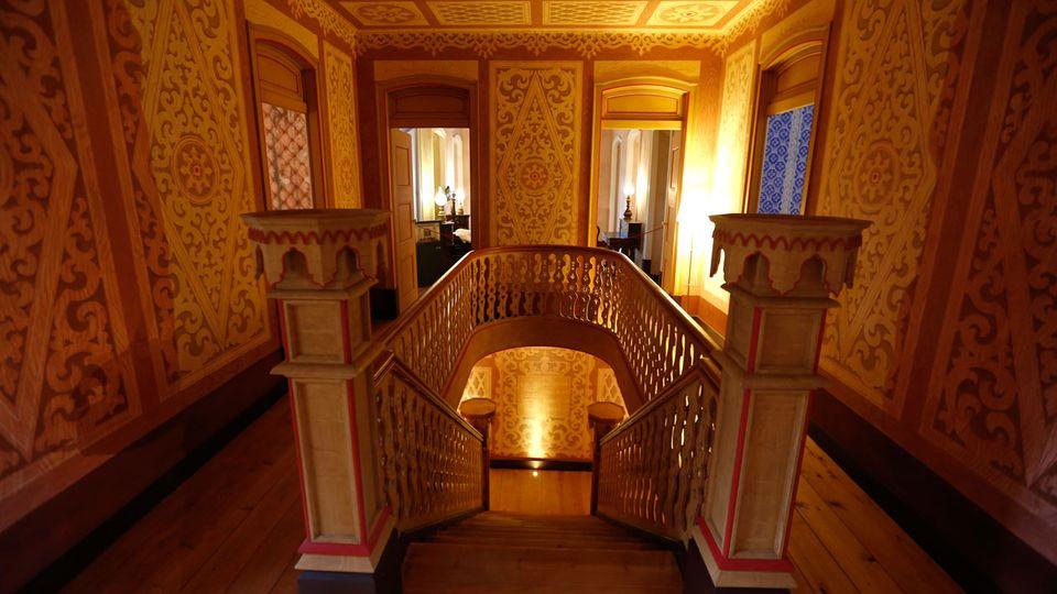 Die Paläste von Sintra: Portugals romantische Märchenschlösser