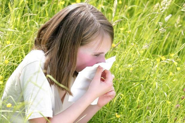 Ein Ausflug ins Grüne ist für Allergiker nicht gerade das reine Vergnügen
